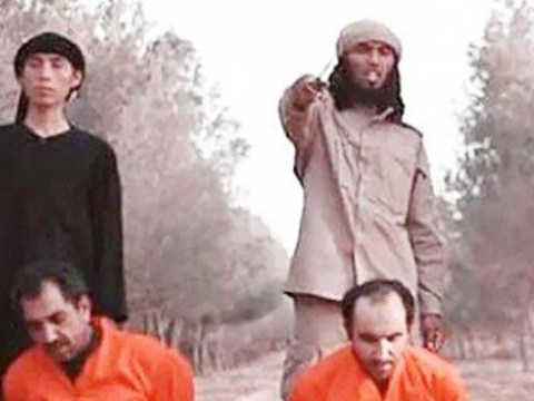 Isis executioner who beheaded western prisoner is killed by tank in Syria