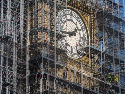 Houses of Parliament risk burning down if nothing is done soon