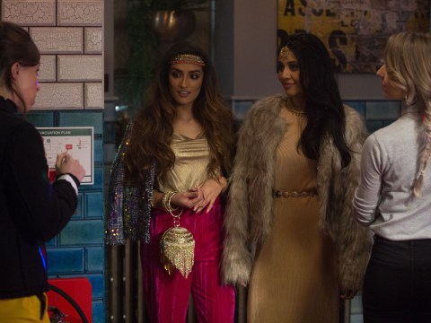 Who are the Ahmed sisters in EastEnders – meet actresses Rukku Nahar and Priya Davdra