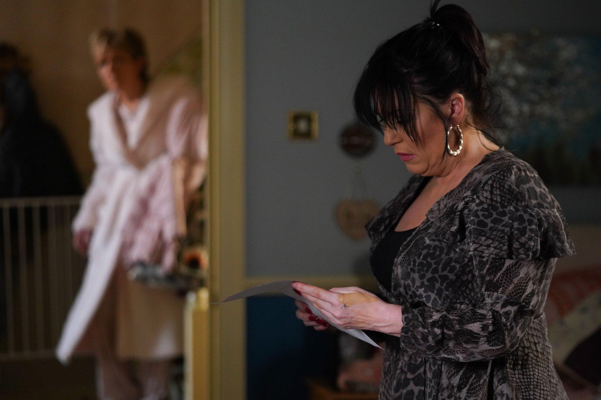 EastEnders spoilers: Kat Moon discovers Jean Slater's cancer secret