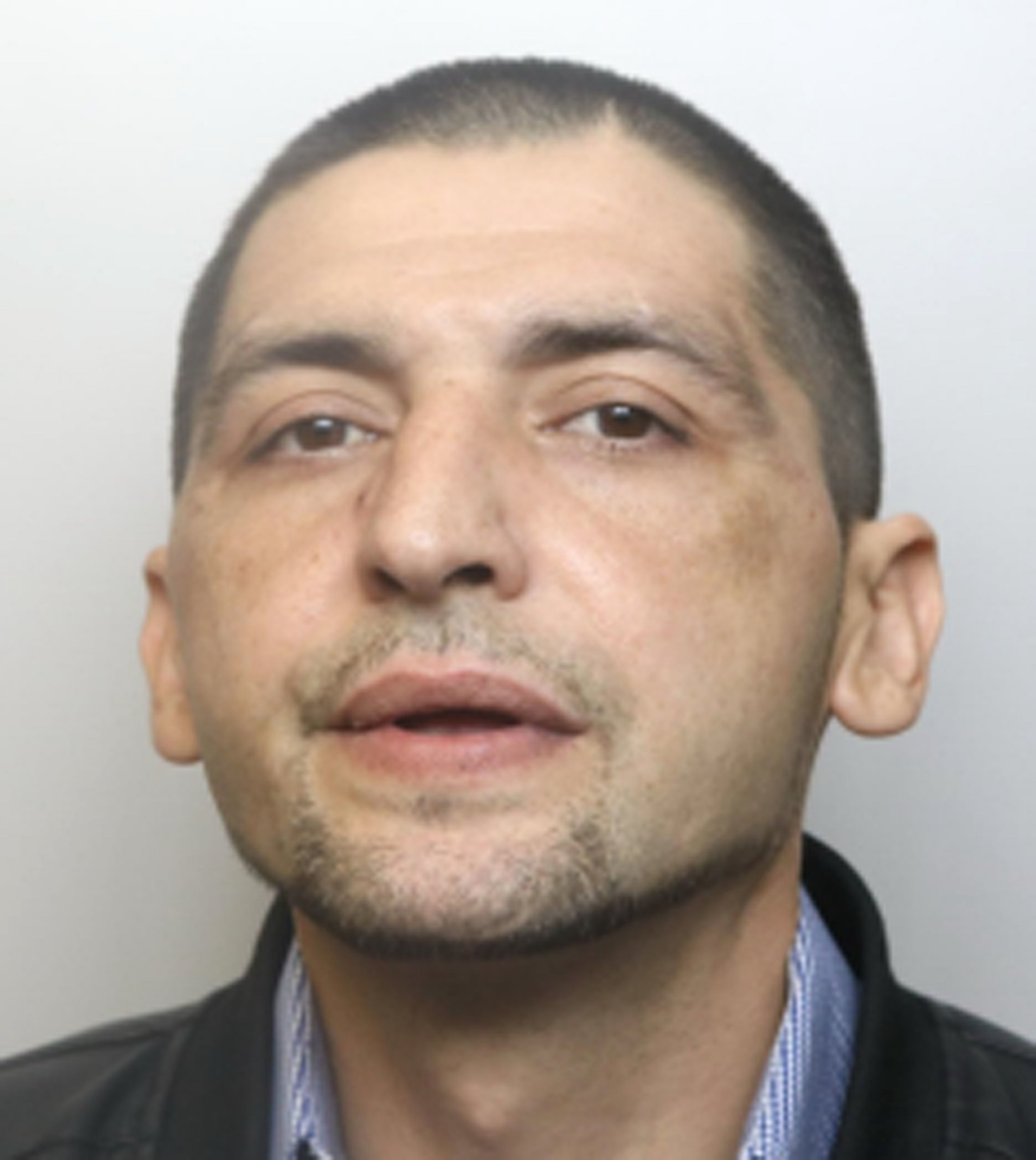 Undated handout photo issued by Derbyshire Police of Artur Waszkiewicz who has been convicted of killing a frail 100-year-old widow in a street robbery. PRESS ASSOCIATION Photo. Issue date: Wednesday February 13, 2019. Self-confessed heroin addict Artur Waszkiewicz knocked Zofija Kaczan to the floor, took her handbag and left her to bleed in the middle of the road as she made her way to church on May 28 last year. See PA story COURTS Derby. Photo credit should read: Derbyshire Police/PA Wire NOTE TO EDITORS: This handout photo may only be used in for editorial reporting purposes for the contemporaneous illustration of events, things or the people in the image or facts mentioned in the caption. Reuse of the picture may require further permission from the copyright holder.