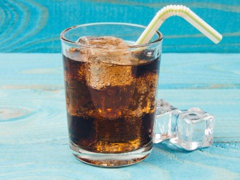 Drinking diet fizzy drinks 'could increase your risk of stroke, heart disease, and early death'