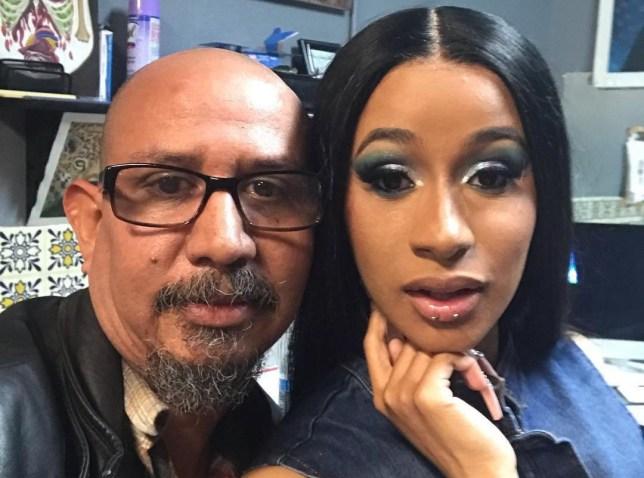Cardi B Celebrates Grammys Win By Getting Two Lip Piercings Metro News