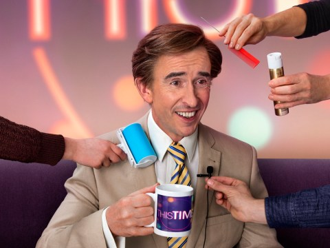 Steve Coogan says Alan Partridge would vote Tory because 'he's ill-informed and ignorant'