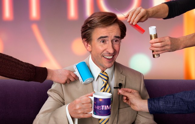 Programme Name: This Time with Alan Partridge - TX: n/a - Episode: This Time with Alan Partridge - Generics (No. n/a) - Picture Shows: Alan Partridge (STEVE COOGAN) - (C) BBC Studios - Photographer: Andy Seymour