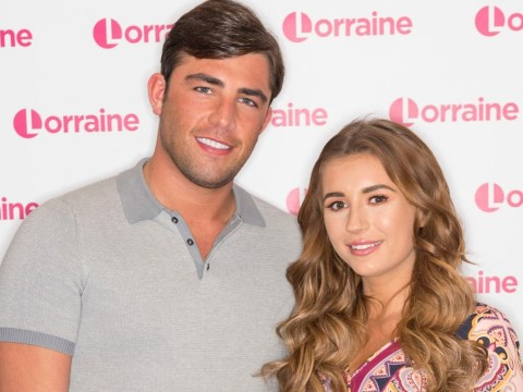 Love Island stars Dani Dyer and Jack Fincham are living separately – and they love it