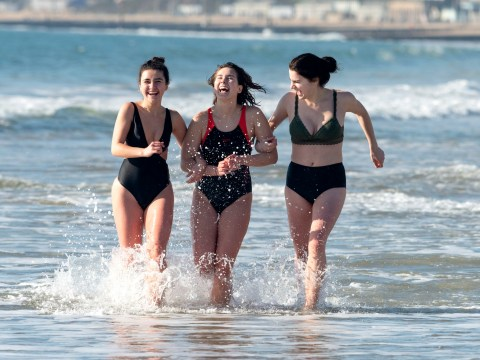 Get your swimming costumes out – Met Office weather forecast for more warm weather