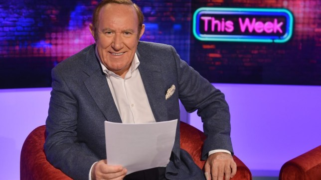 Picture: BBC This Week to end after Andrew Neil quits