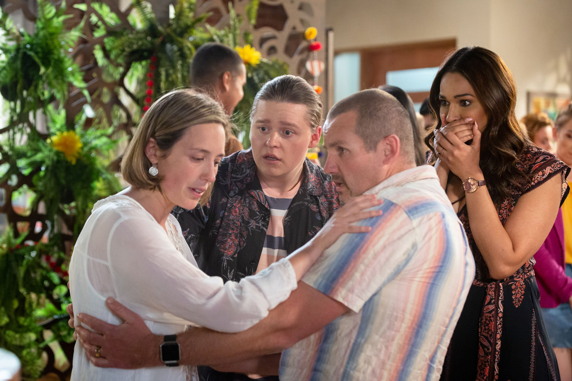 Garage fire death danger, Leo flips out and Sonya collapses: 6 huge Neighbours spoilers