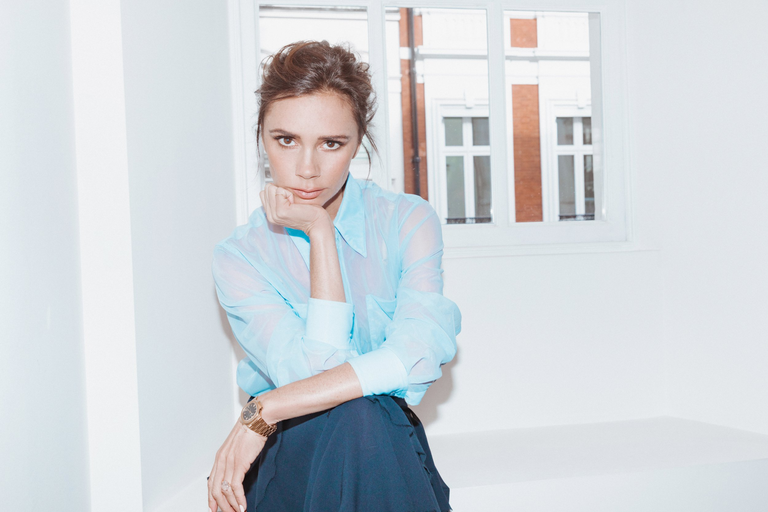 Vicky B to stream her LFW show Picture: supplied supplied to metro.co.uk MC: https://www.youtube.com/victoriabeckham