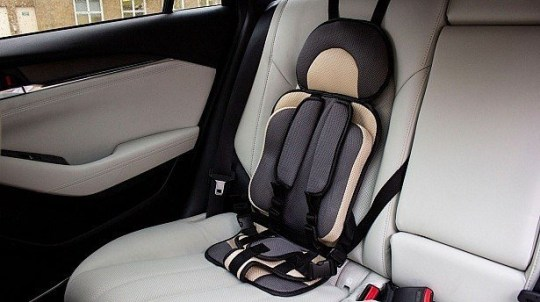 Undated handout photo issued by Which? of a child car seat, which is illegal to use in the UK, which is available to buy for as little as ?8 in online marketplaces such as eBay, Amazon and AliExpress. PRESS ASSOCIATION Photo. Issue date: Saturday February 16, 2019. The Which? consumer group said the seats clearly lacked the support needed to protect babies and toddlers despite being described in listings as suitable for newborns and children up to the age of five. See PA story CONSUMER Seats. Photo credit should read: Which?/PA Wire NOTE TO EDITORS: This handout photo may only be used in for editorial reporting purposes for the contemporaneous illustration of events, things or the people in the image or facts mentioned in the caption. Reuse of the picture may require further permission from the copyright holder.