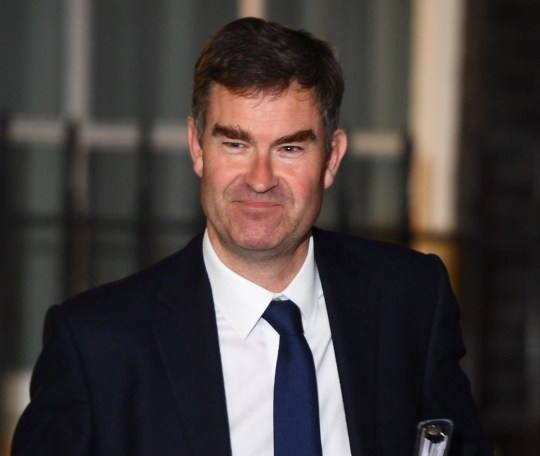 "File photo dated 14/11/18 of Justice Secretary David Gauke who has warned crashing out of the European Union without a deal would have a ""very adverse effect"" on the UK's economy, security and union with Northern Ireland. PRESS ASSOCIATION Photo. Issue date: Saturday February 16, 2019. See PA story POLITICS Brexit. Photo credit should read: Victoria Jones/PA Wire"