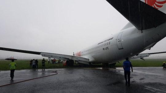 Indonesian plane crash TWITTER/UNKNOWN