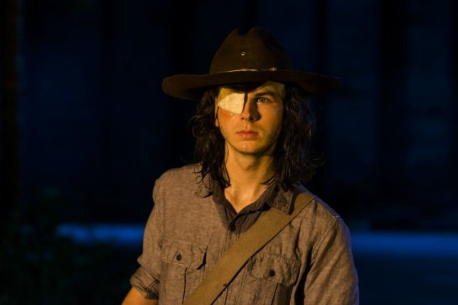 Caption: The Walking Dead (Picture: AMC) Provider: AMC