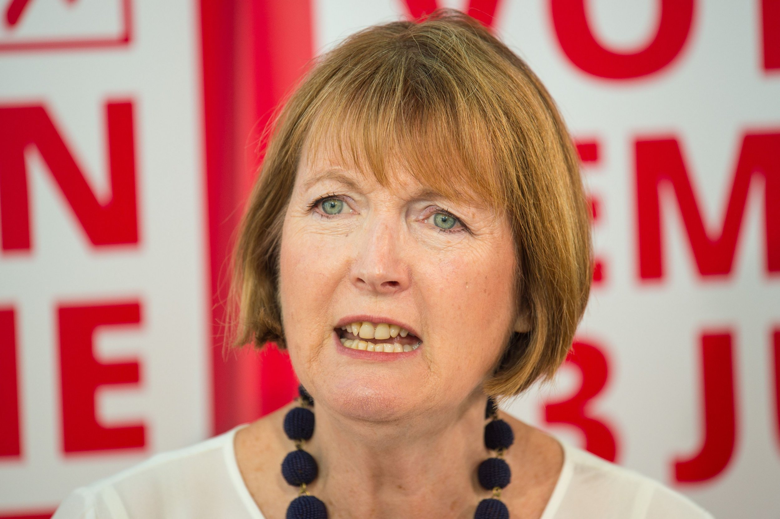 Embargoed to 0900 Thursday August 24 File photo dated 31/01/17 of Harriet Harman, who has said she would have beaten Ed Miliband in the 2010 Labour leadership election if she had chosen to stand for the role.