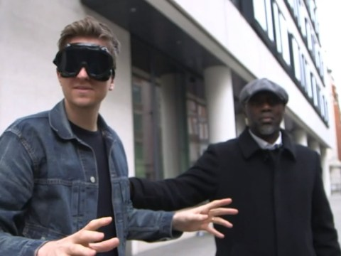 Radio 1 listeners taunt Greg James as he's locked in escape room live on air