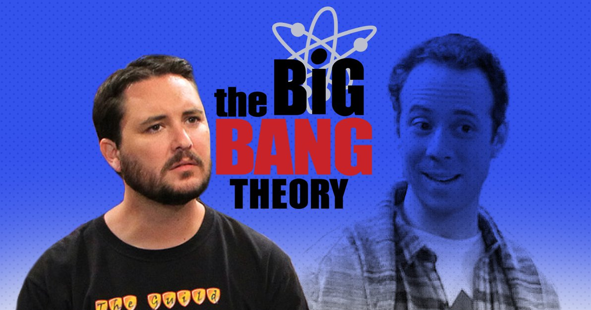 The Big Bang Theory's Stuart and Wil Wheaton should have had their time to shine – the unsung heroes of the past 12 seasons