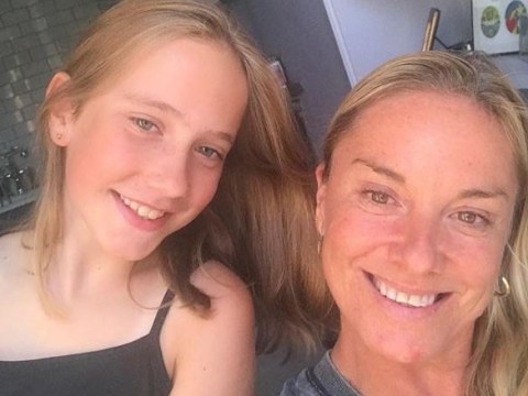 EastEnders star Tamzin Outhwaite reveals horror of being refused entry to India along with 10-year-old daughter