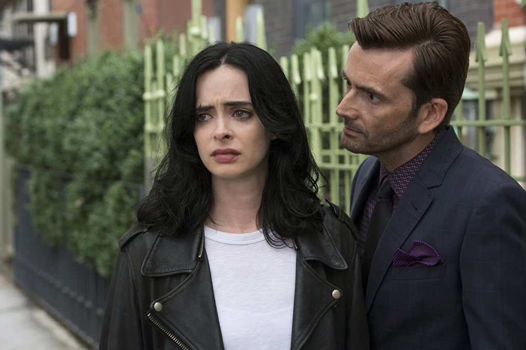 Caption: Netflix just wiped The Defenders Facebook page and made it their NX one ??? Marvel fans are furious and thinking it???s the first casualty in the MCU miniverse Picture: Jessica Jones Credit: Netflix Copyright: Netflix