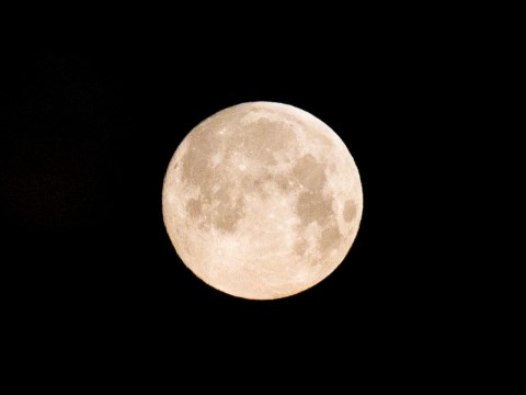 Here's the best time to see the super snow moon in all its glory