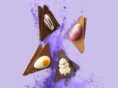 Hotel Chocolat launches cookie dough Easter egg sandwiches