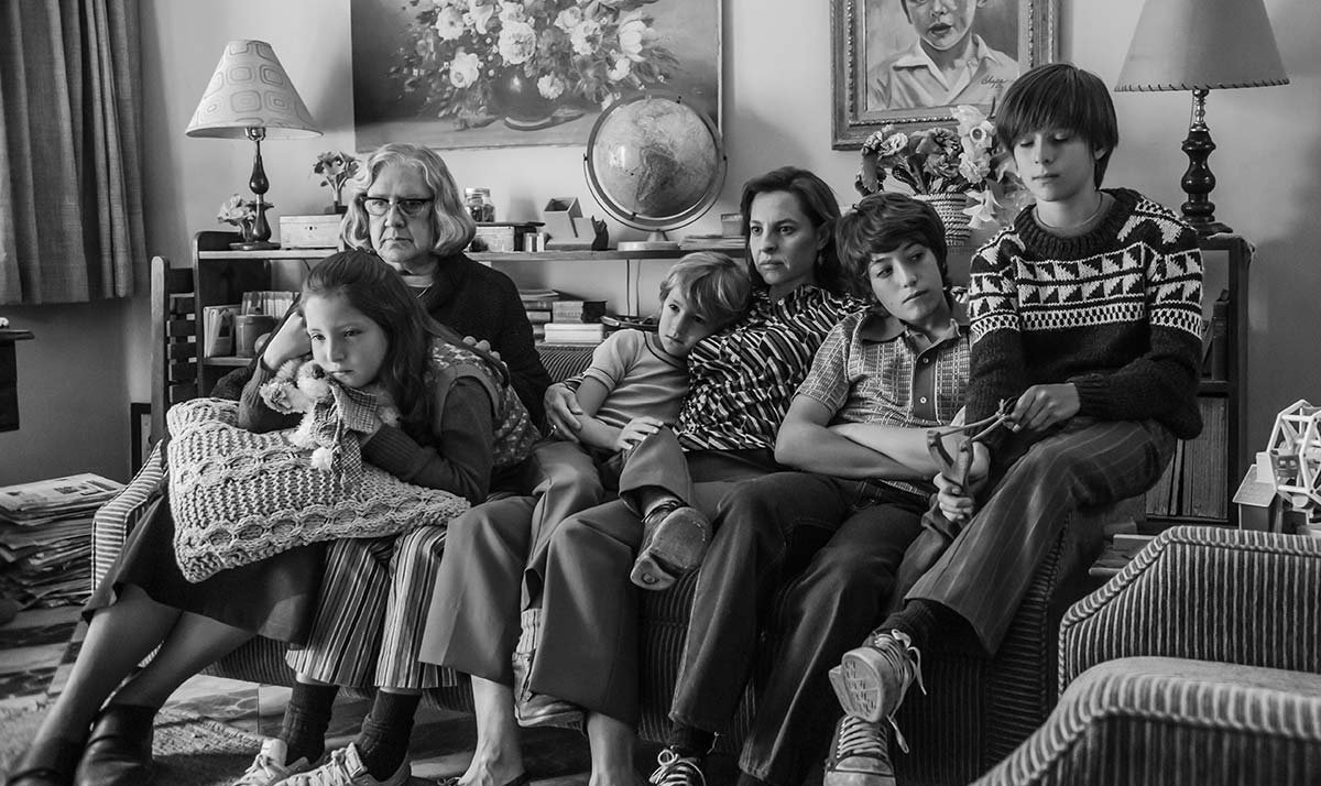 Roma which is favourite to win best film at the Oscars
