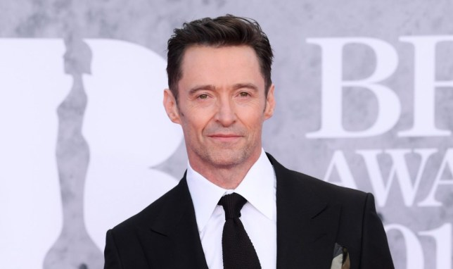 Mandatory Credit: Photo by David Fisher/REX (10110752d) Hugh Jackman 39th Brit Awards, Arrivals, The O2 Arena, London, UK - 20 Feb 2019