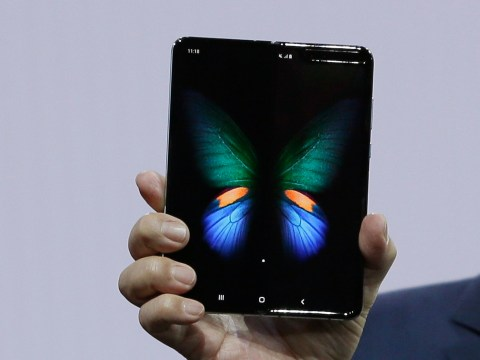 Samsung gives the world a closer look at its pioneering Galaxy Fold smartphone