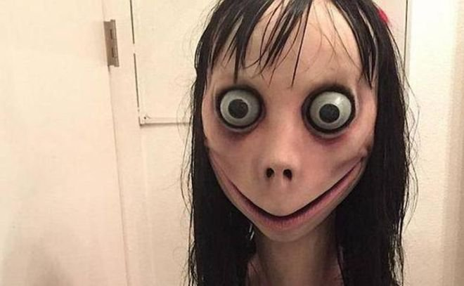 Fears Momo the suicide game is back