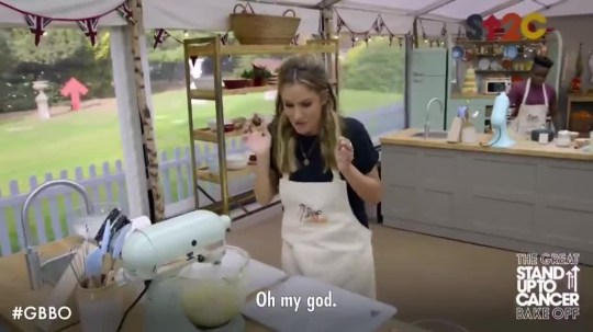 Bake Off trailer New season Picture: BBC