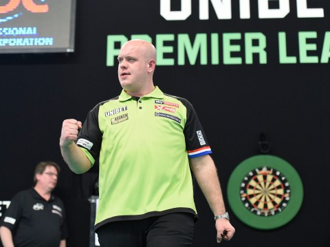Premier League Week Three Results: Van Gerwen unstoppable as Smith's woes continue