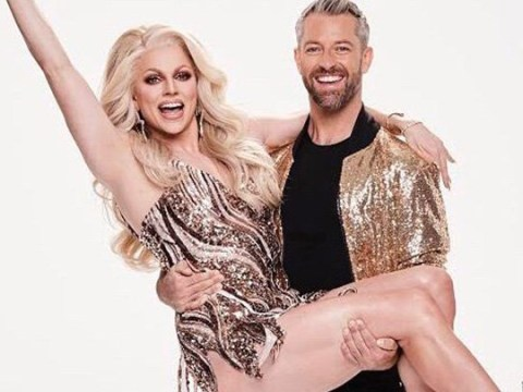 Courtney Act will donate Dancing With The Stars winnings to indigenous LGBTQ people if she wins