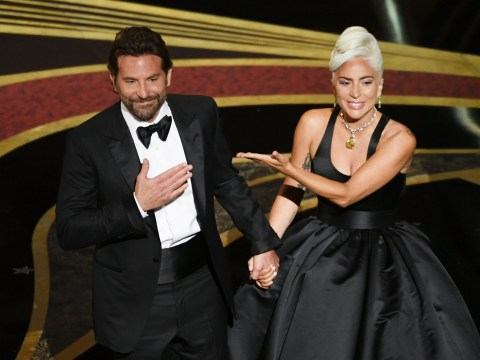 Lady Gaga pays tribute to 'true friend' Bradley Cooper while still on cloud nine from her Oscars win