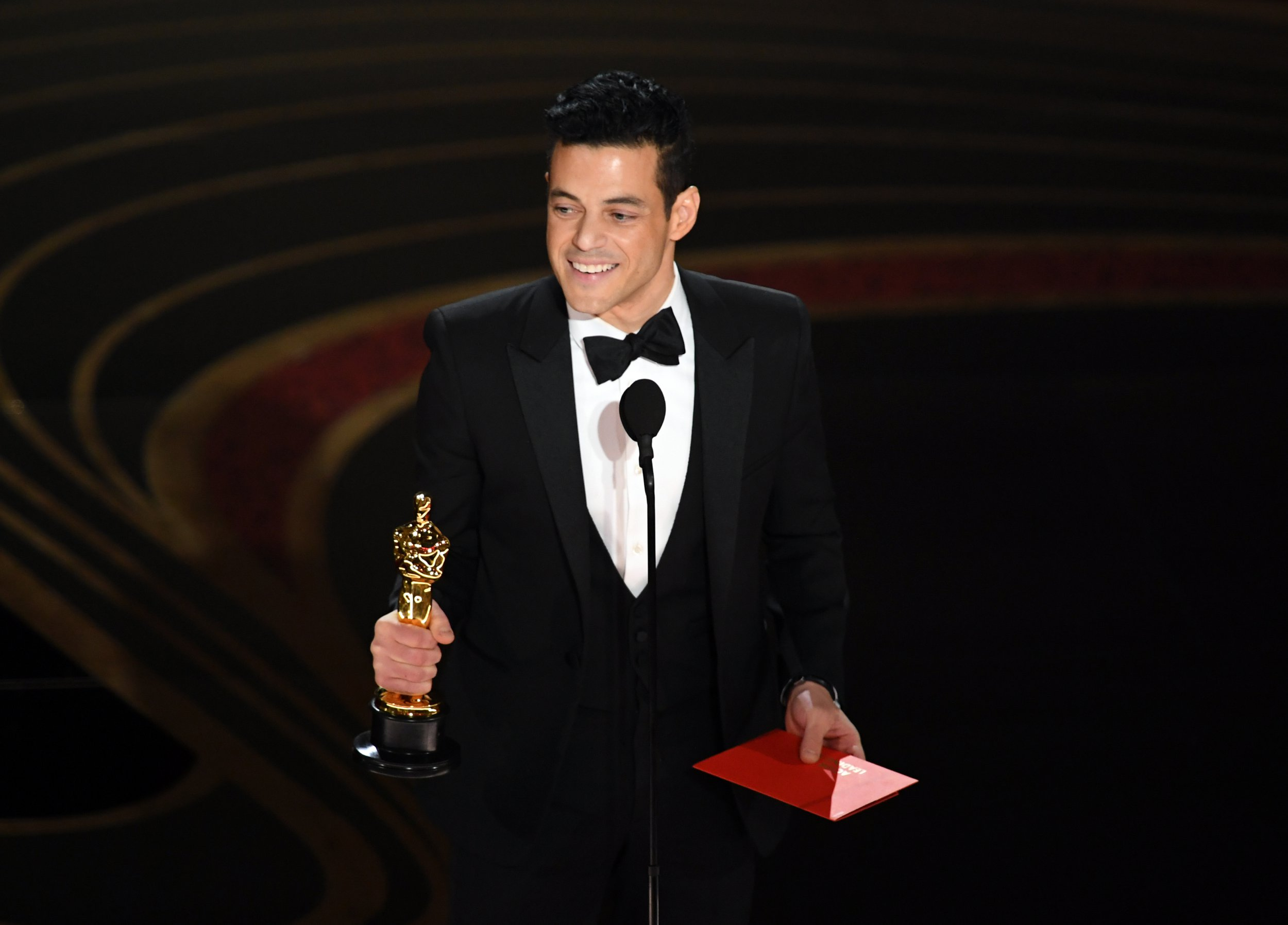 Rami Malek listing things he's a fan of is the perfect audition tape for a Bond villain