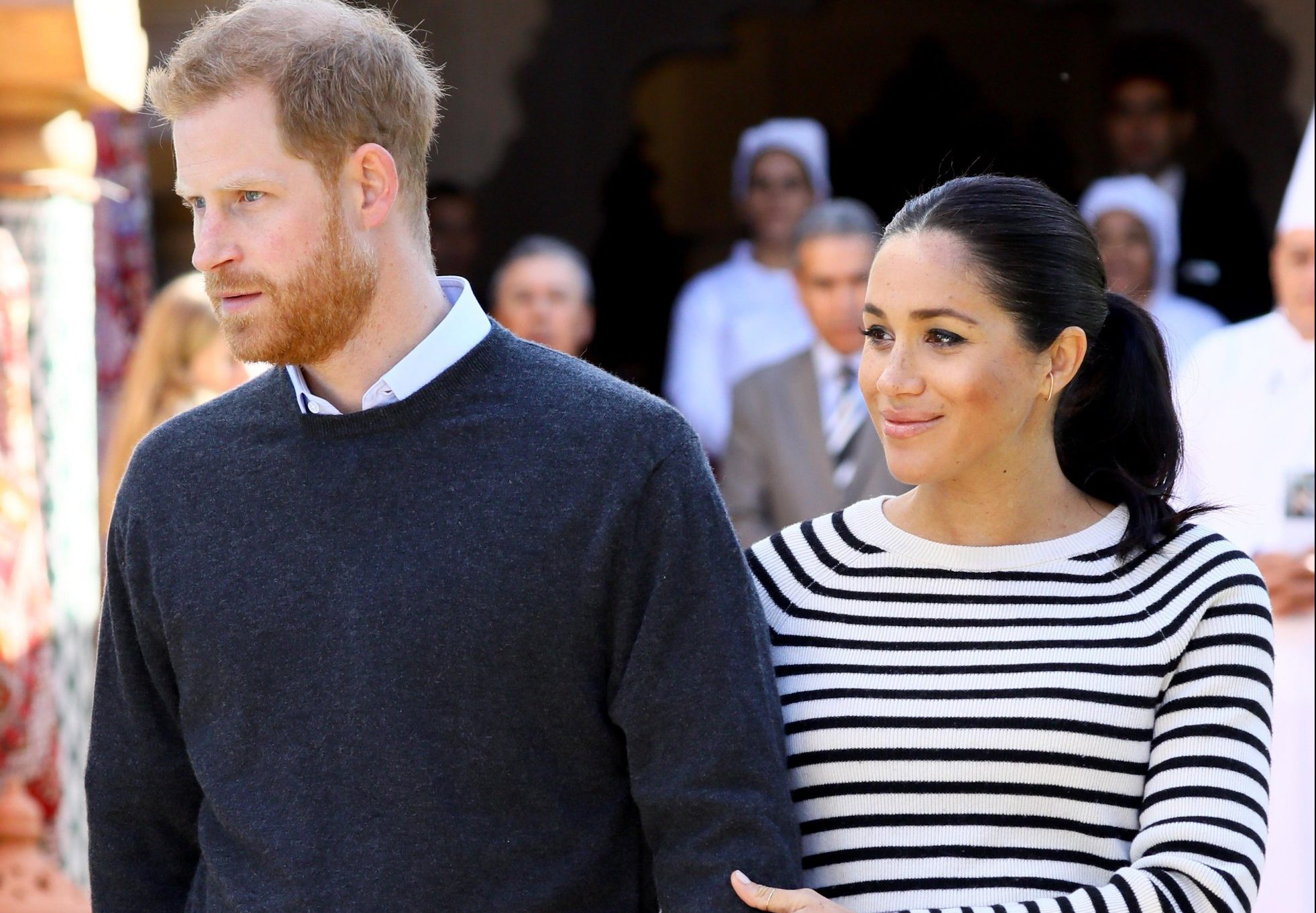 When is pregnant Meghan Markle going on maternity leave and how long does she have off work?
