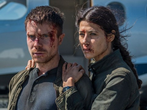 Deep State season 2 trailer: Game Of Thrones' Joe Dempsie heads into war as Harry Clarke and it's a lot