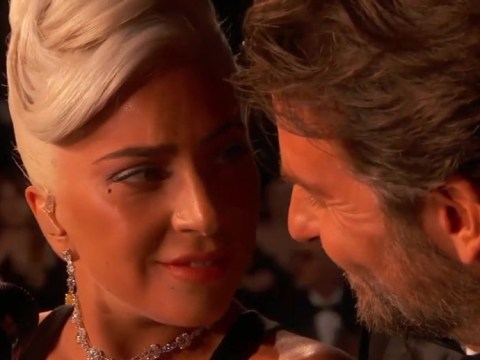 Lady Gaga and Bradley Cooper's 'uncomfortable look of love' during Oscars 2019 performance 'isn't genuine'