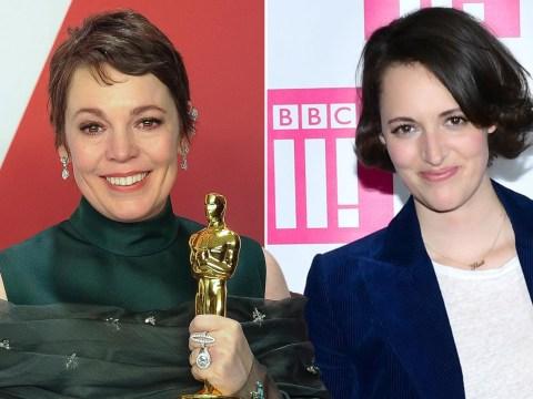 Fleabag's Phoebe Waller-Bridge 'screamed at the TV' when Olivia Colman won her Oscar
