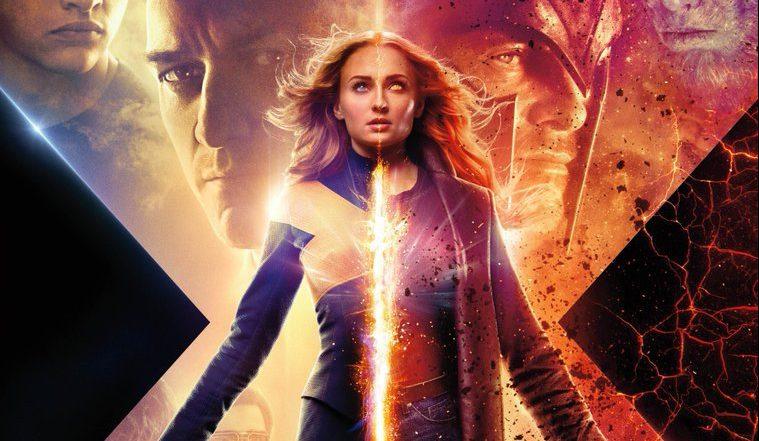 New Dark Phoenix poster puts Sophie Turner in the spotlight