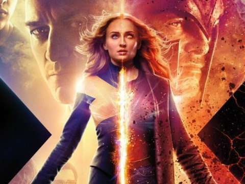 Game Of Thrones star Sophie Turner takes spotlight in fierce X-Men Dark Phoenix poster