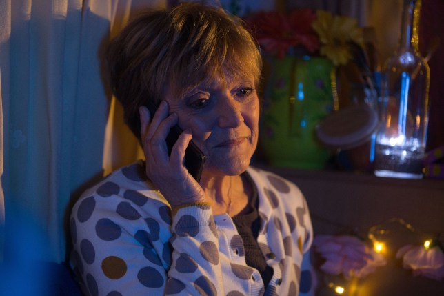 Jean Slater in EastEnders