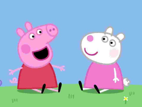 Peppa Pig creators bored people in the pub with drawings before £1billion global success