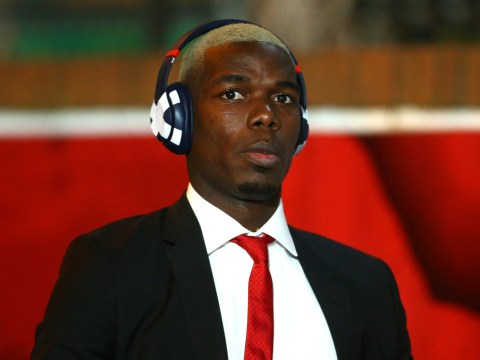 Look away Graeme Souness: Paul Pogba unveils new blonde haircut for Man Utd v Crystal Palace