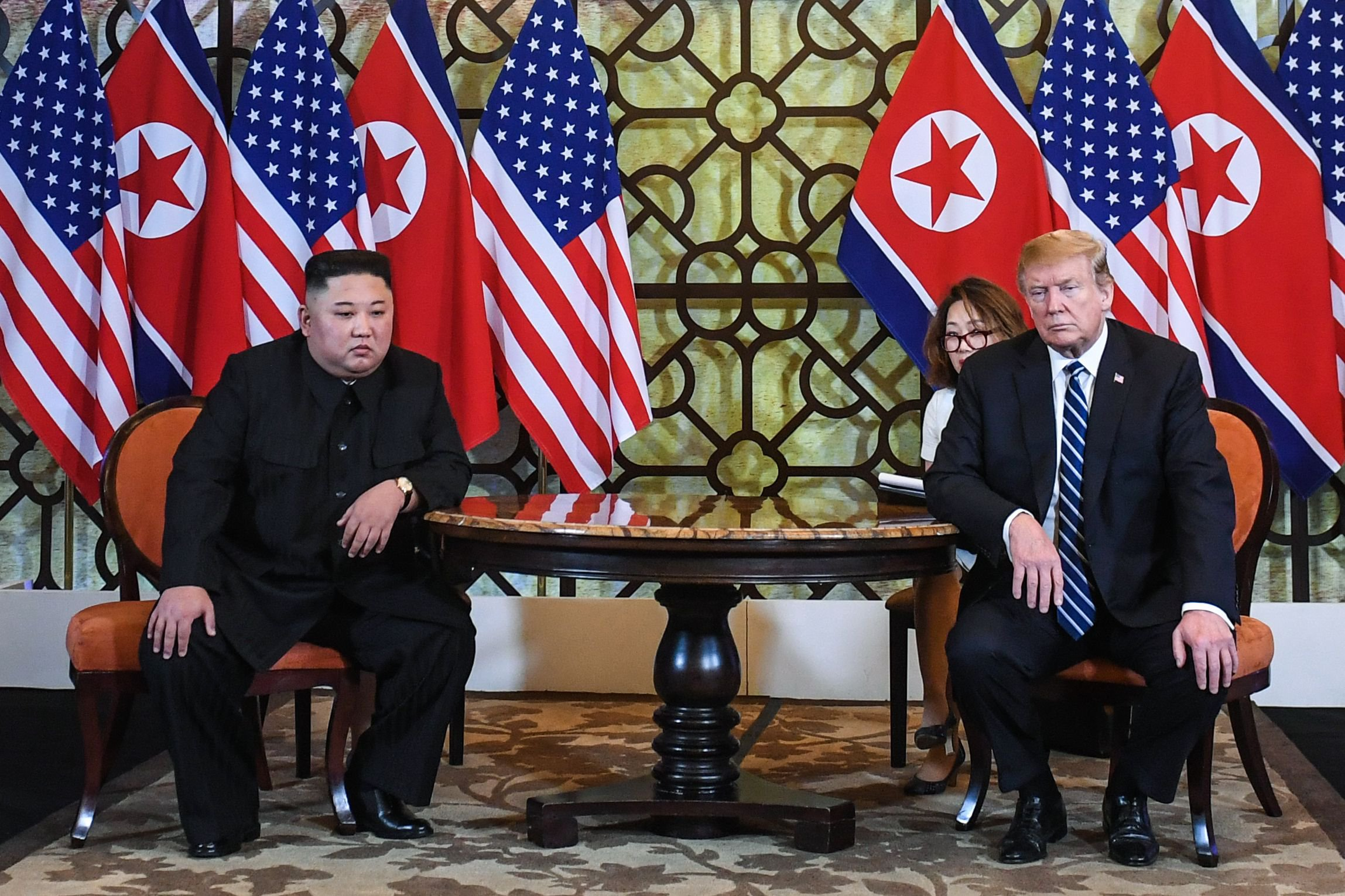 Donald Trump and Kim Jong-un fail to come to an agreement as talks end early