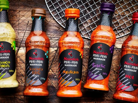 Nando's is giving away free PERi-PERi sauce to anyone named David on St David's Day