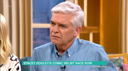 Philip Schofield on This Morning