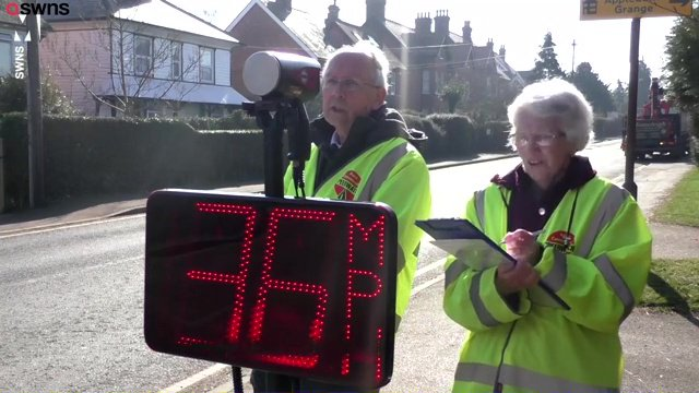 Tiny village catches 133,000 speeding drivers in just one week