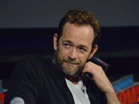 Luke Perry's 90210 co-stars are 'praying' for his recovery following his stroke