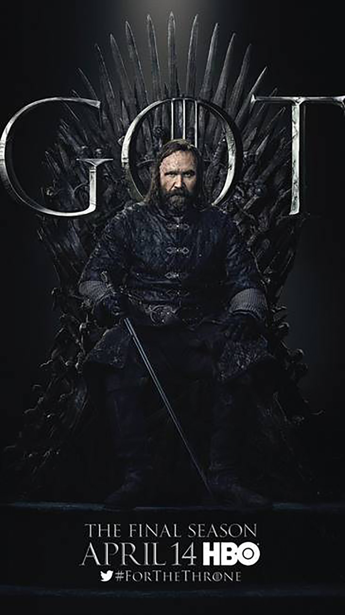 Game Of Thrones Season 8 Posters Give Everyone A Spin On The Iron