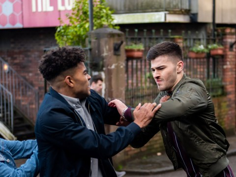 Hollyoaks spoilers: Prince McQueen attacks Romeo Quinn over Lily affair